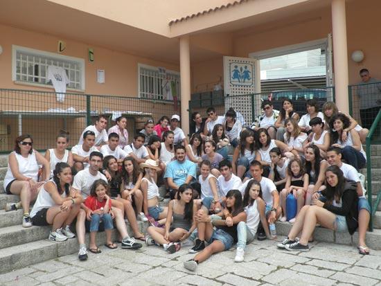 550 voluntarios